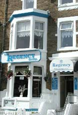 The Regency Hotel in Blackpool, close to all amenities and Blackpool Tower