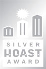 Silver Hoast award winning accommodation